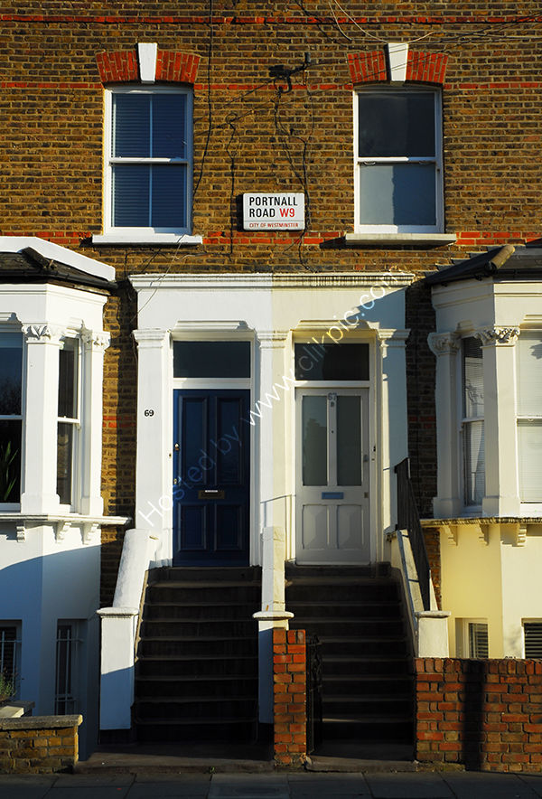 London W9: Portnall Road