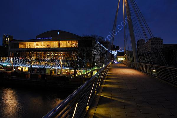 London: South Bank: Royal Festival Hall