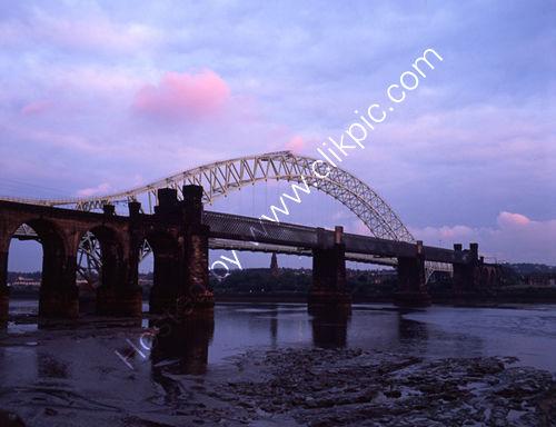 Cheshire: Runcorn Bridges