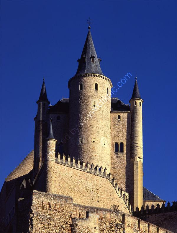 Spain: Segovia: Alcazar