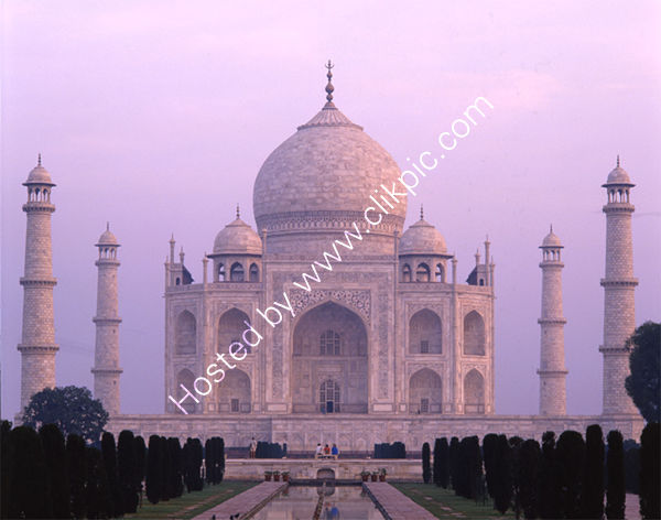 India: Agra: Taj Mahal