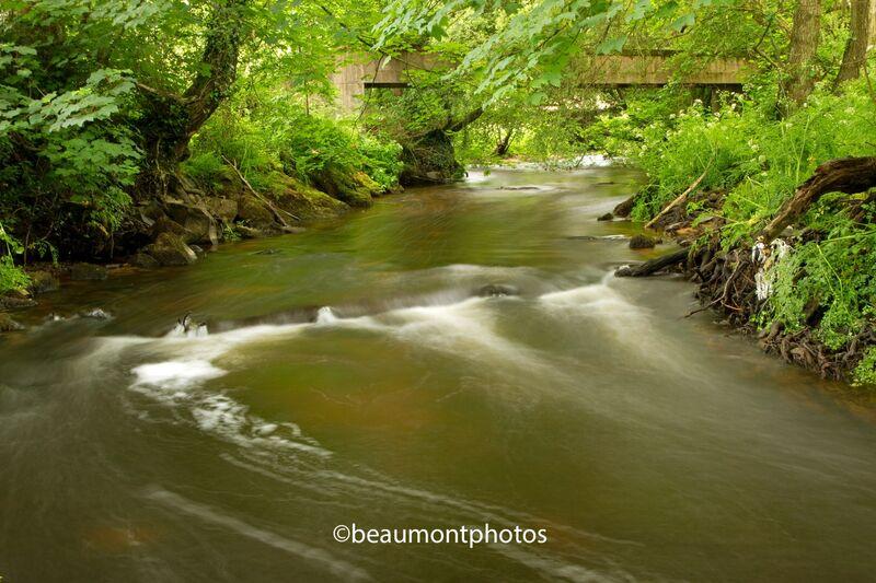 Bovey Falls