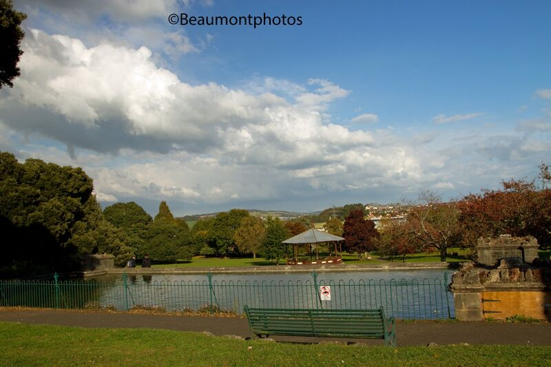Courtenay Park.