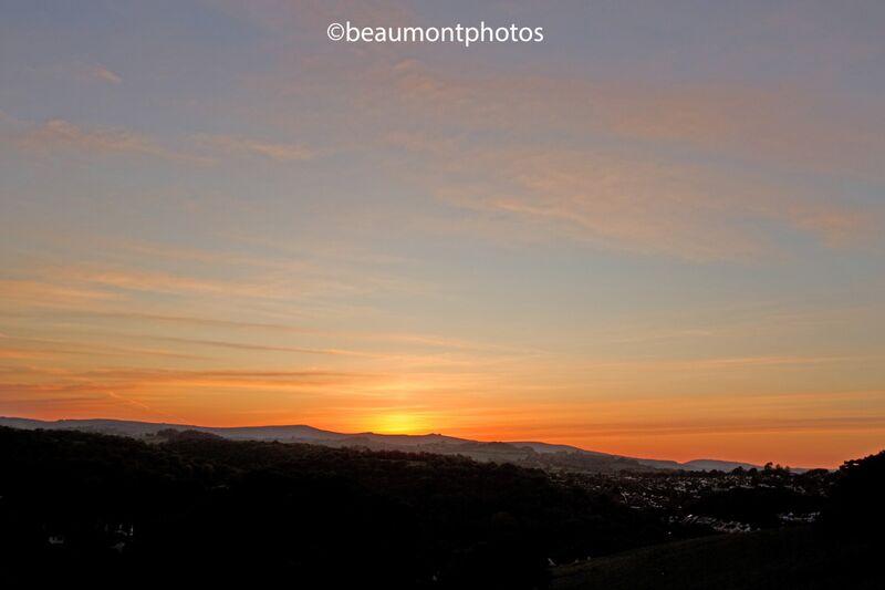 Proper Sunset