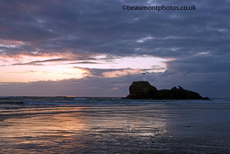 Sunset at my Beach