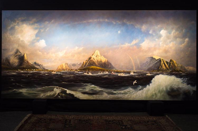 Reine in Lofoten