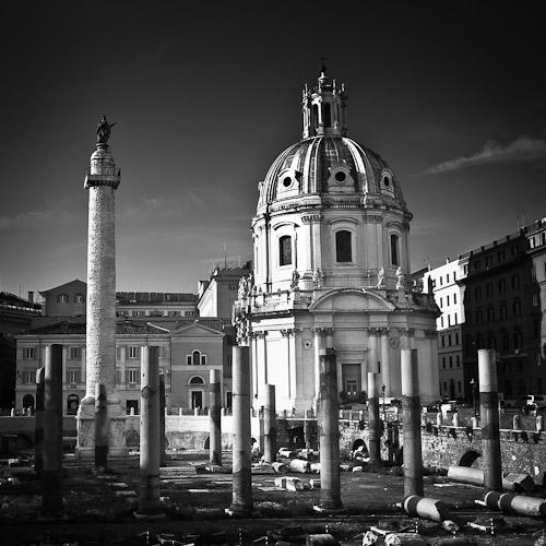 Hadrians column