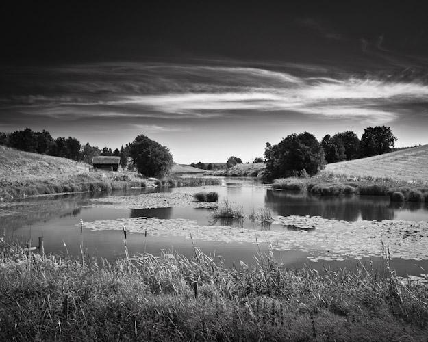Lake at Enebakk