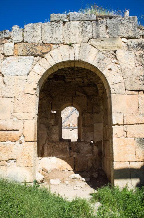 Church Ruine detail