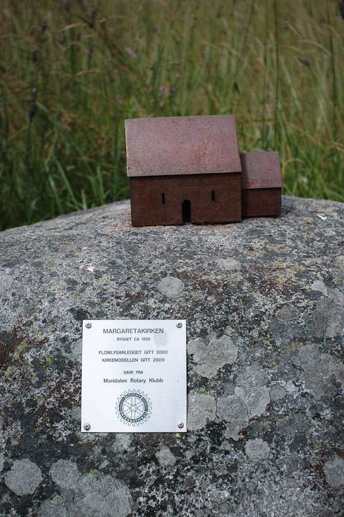 Model of the Church as it was