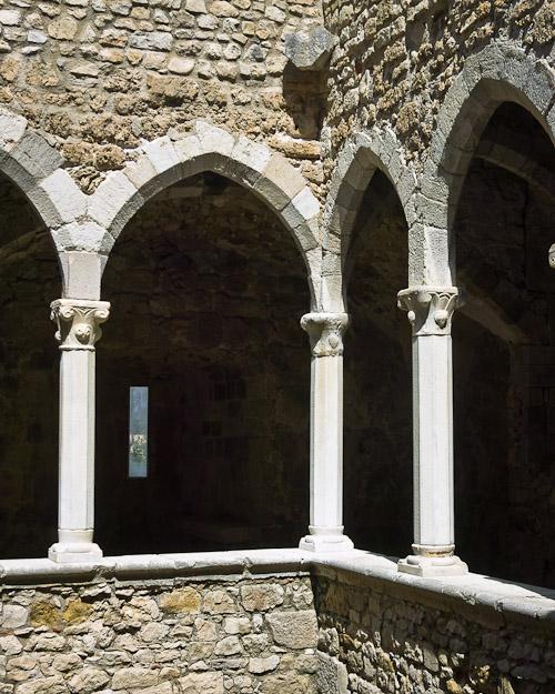 Detail castle