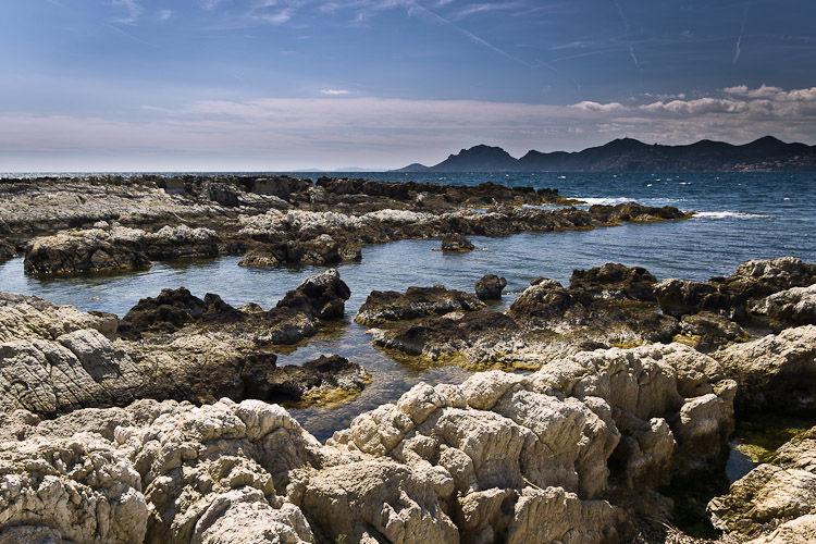 Cliffs of Saint-Honorat