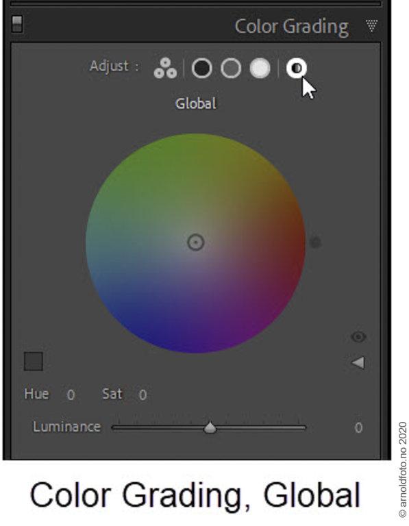 Color Gradding Global