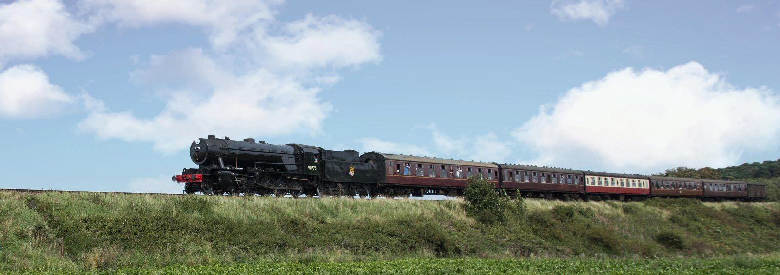 Steam Haul from Sheringham