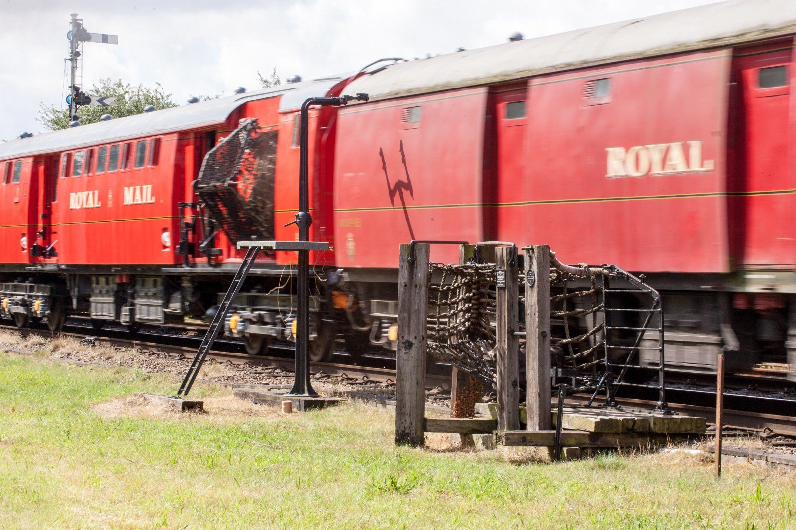 GCR PTO Royal Mail Train