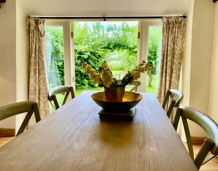 Views from dining room