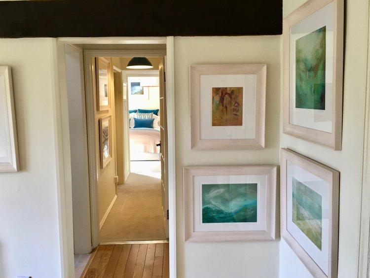 Arty corridor