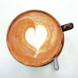 Monday morning coffee x