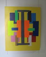 Superposition:  Acrylic   60 cm x 80 cm  :£150