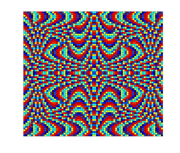 Spiral pattern based on 'Damien Hirst' and with numeric  weighting:  graphical image :  multiple  sizes/formats available