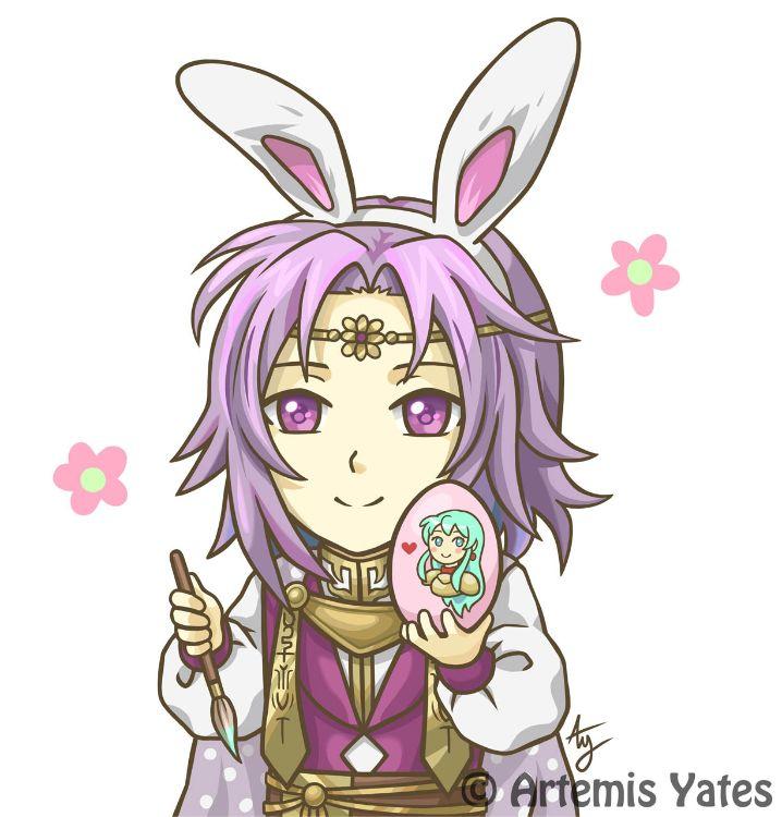 Fire Emblem Bunny Lyon