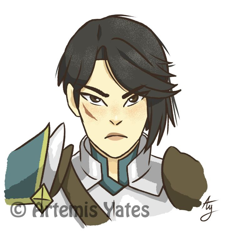 The Dragon Prince Daily - Day Four - Intense Amaya