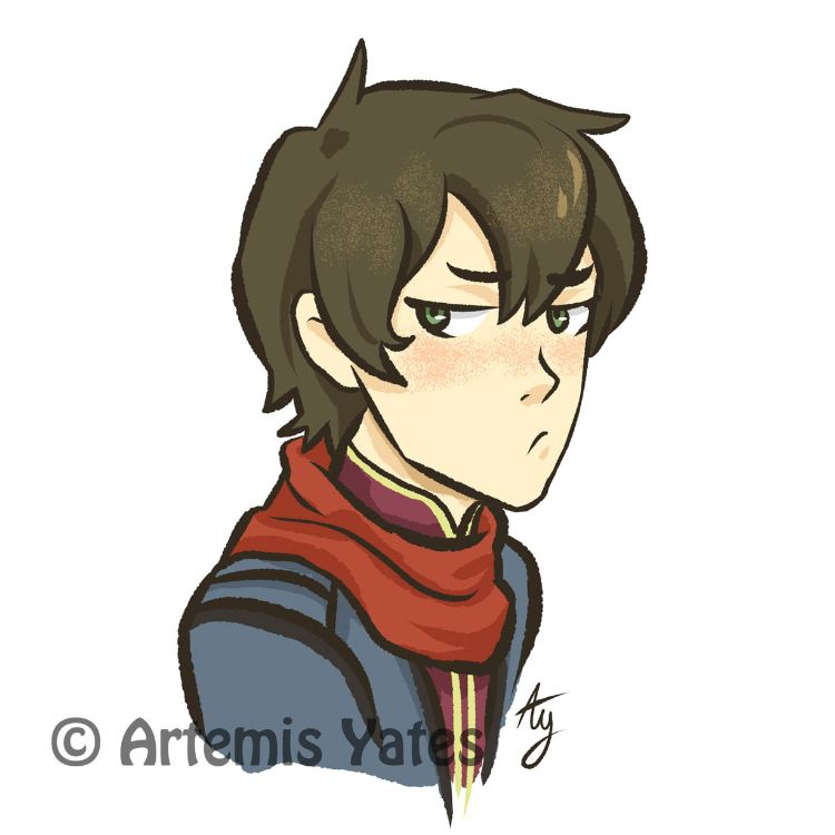The Dragon Prince Daily - Day Two - Sulky Callum