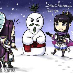 Samurai Warriors 4, Snowbunaga