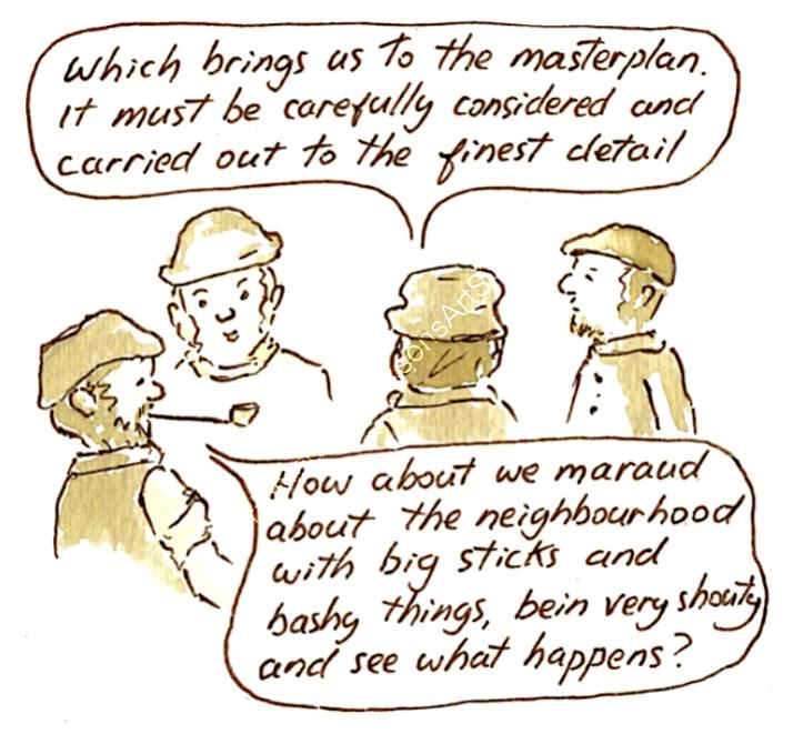 Strategists