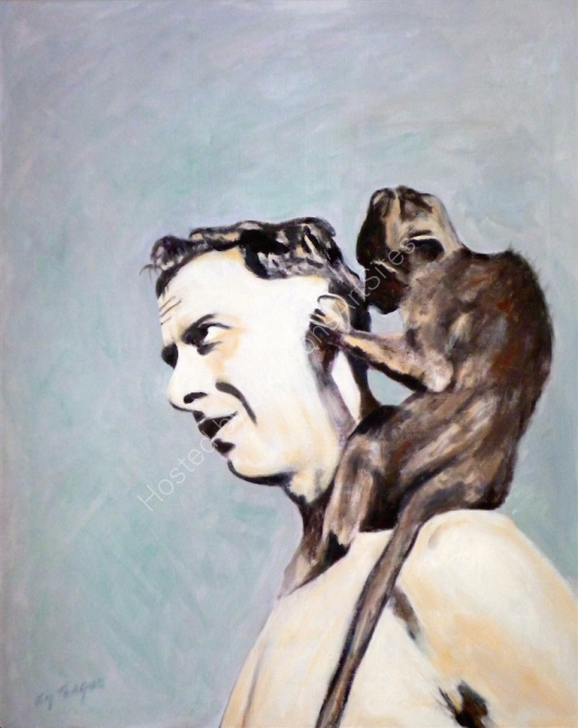 Monkey on His Back 2015