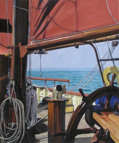 Red Sails, Blue Sea 2009