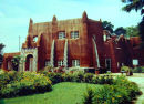 Gidan Dan Hausa, an old house in Kano Old City,Nigeria, dating back to the 1990's built by the British