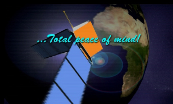 Still From Globaltouch Video using 3D Animation