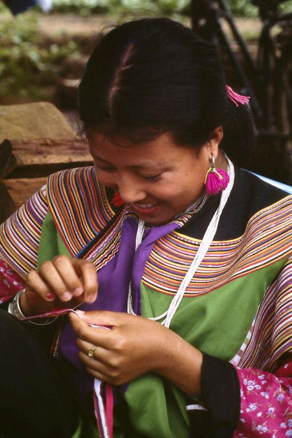 Karen Hill Tribe Burma