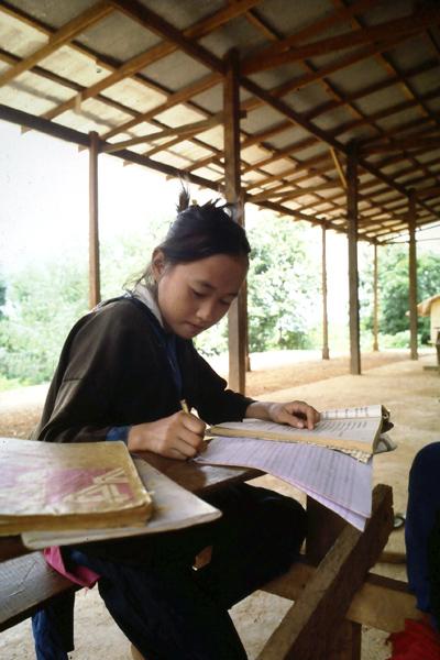 Karen School Burma