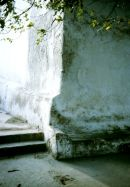 a corner of ancient Lamu Town