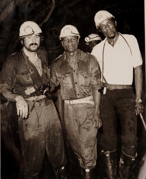 Onyema Coal Mine Enugu