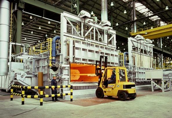 Aluminium Plant, Southern Nigeria