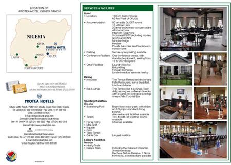 Protea Hotels, Obudu Ranch Resort
