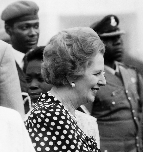Mrs. Thatcher Kano, 1988