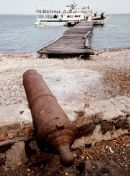 Slave Port in the Gambia