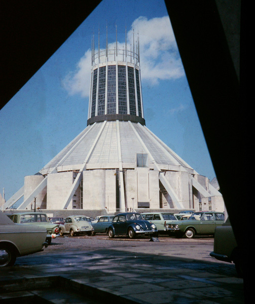 Liverpool Catholic Cathedral,