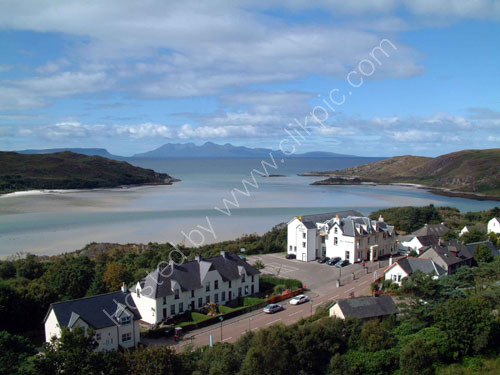 Morar from viewpoint.