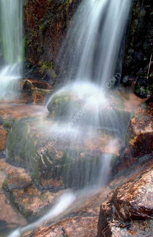 Water streaks