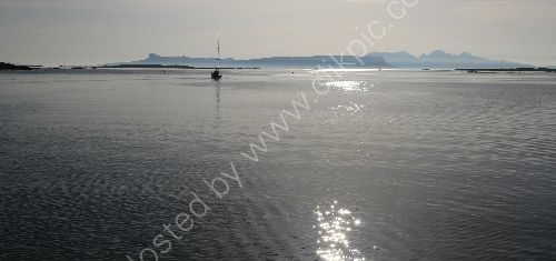 Sailing to Eigg Rum