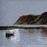 calm: (Malcolm's Point, from Carsaig): Isle of Mull