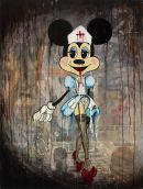 """NIGHT NURSE"" JAMES HOLDSWORTH SOLO EXHIBITION WITZENHAUSEN GALLERY HAZENSTRAAT 601016 SR AMSTERDAM -14 NOV - 12 DEC 2010"