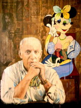 SITTING FOR PICASSO