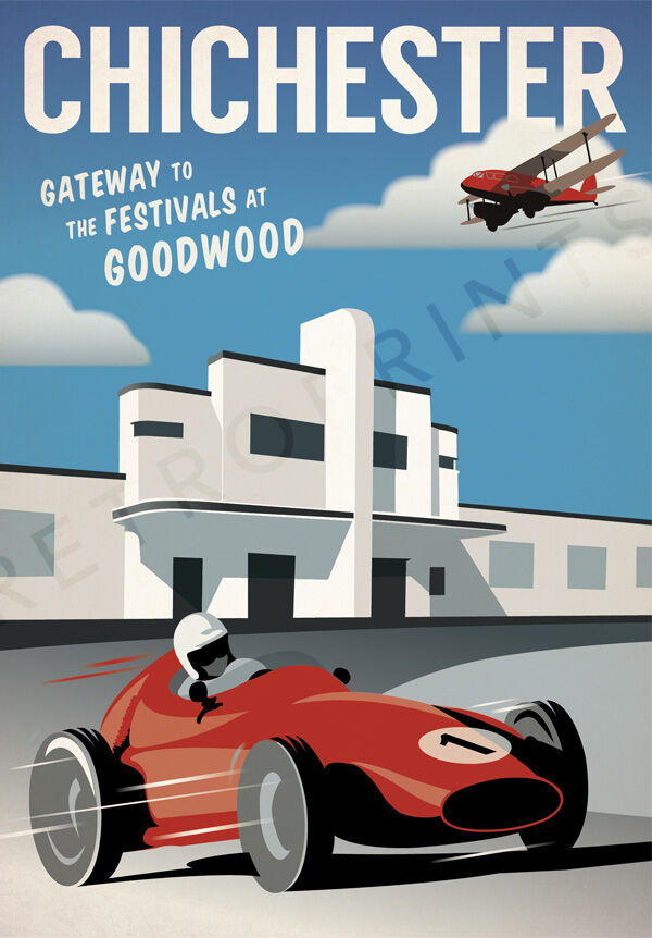 Gateway to Goodwood