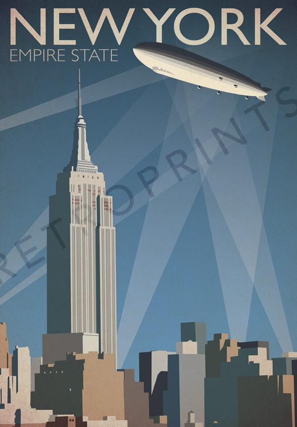 NYC Zeppelin